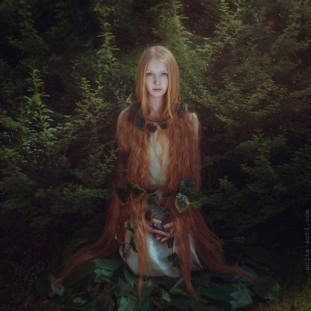 elf-forest-girl-long-haired-Favim.com-2810643.jpg (610×610)