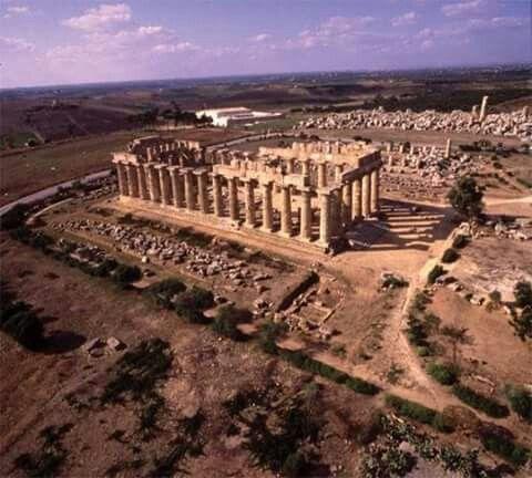 Selinunte, il parco archeologico più grande d'Europa, Castelvetrano,  Sicilia