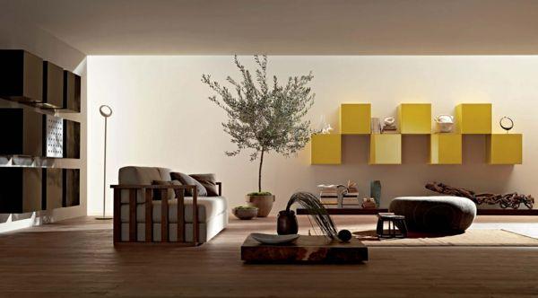 Einrichtungsideen Wohnzimmer - schöpfen Sie Inspiration!