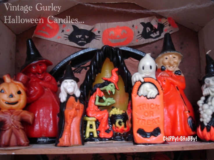 gurley candles - Halloween Horror Decorations
