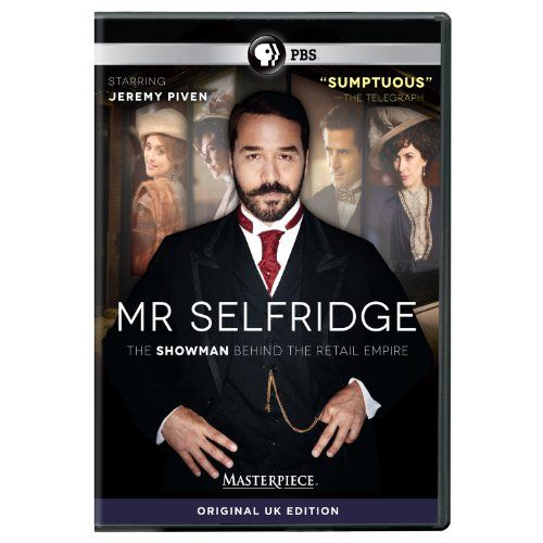 Masterpiece Classic: Mr. Selfridge (UK Edition) PBS DISTRIBUTION http://www.amazon.com/dp/B00B62R9XM/ref=cm_sw_r_pi_dp_IIJAvb0SPFTF6