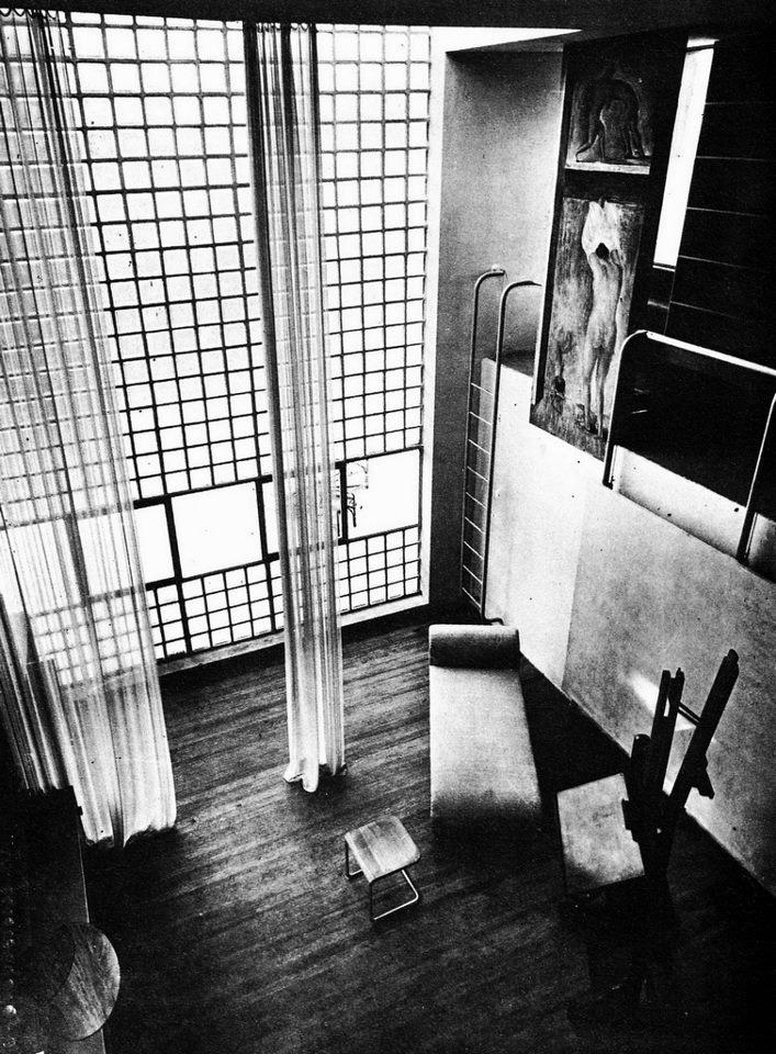 Casa para un artista en Milan - Giuseppe Terragni - 1933