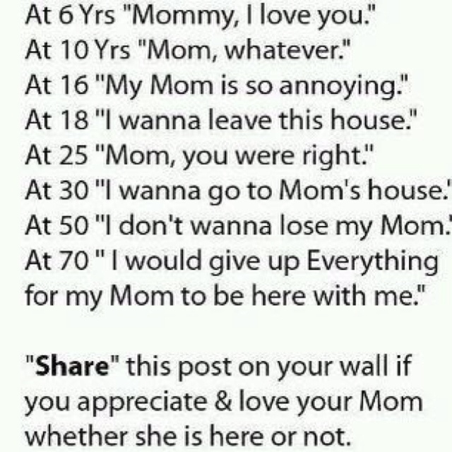 Quotes About How Much I Love My Mom: 162 Best Images About Mother's Love On Pinterest