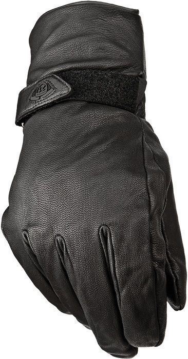 Highway 21 Granite Cold Weather Street Motorcycle Gloves Black Mens All Sizes