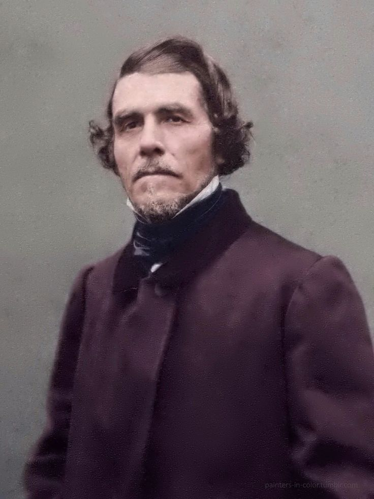 Eugène Delacroix, (1798-1863) was one of the greatest and most influential French painters. His remarkable use of color influenced impressionist painters and even modern artists such as Pablo Picasso....