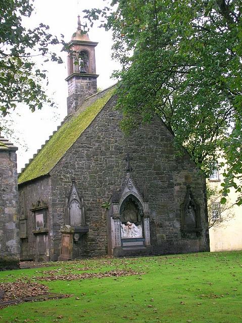 The Beith Auld Kirk - North Ayrshire, Scotland.