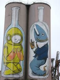 Image result for street art blu