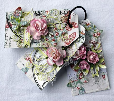 Tags by DT Member Michelle