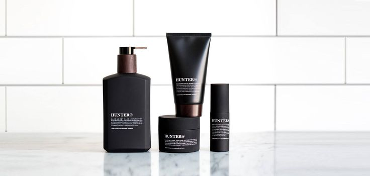 The ultimate Australian mens skincare range from Hunter Lab.   http://www.fetchlane.com.au/portfolio/hunter-lab/