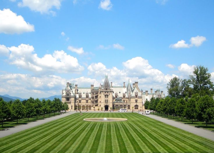 The United States might not have Neuschwanstein Castle or Château de Chenonceau, but that doesn't mean we're out of the running when...
