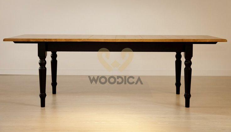 Stół Nicea rozsuwany 30 dębowy - Woodica