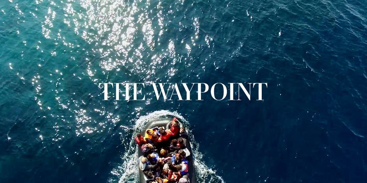 For people fleeing war, poverty and oppression, the narrow slice of the Aegean Sea represents the hope of asylum in Europe.