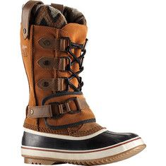 Sorel Joan of Arctic Knit Premium II Boot - Elk/Black with FREE Shipping & Exchanges. The Joan of Arctic offers the perfect marriage of protection and style.