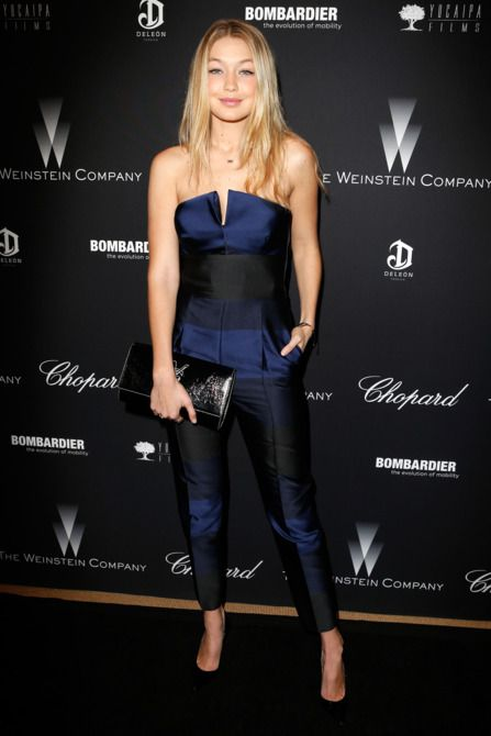 The Weinstein Company's Academy Award Party Hosted By Chopard And DeLeon Tequila - Red Carpet