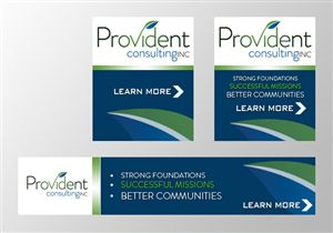 19 Modern Banner Ad Designs | Management Consulting Banner ...