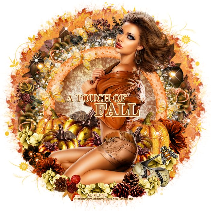 Adrienne´s Designs: Adriana/A Touch Of Fall