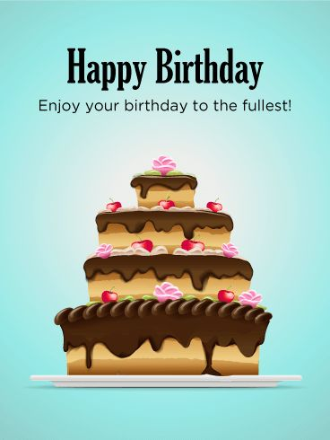 120 best images about Happy Birthday Cards on Pinterest