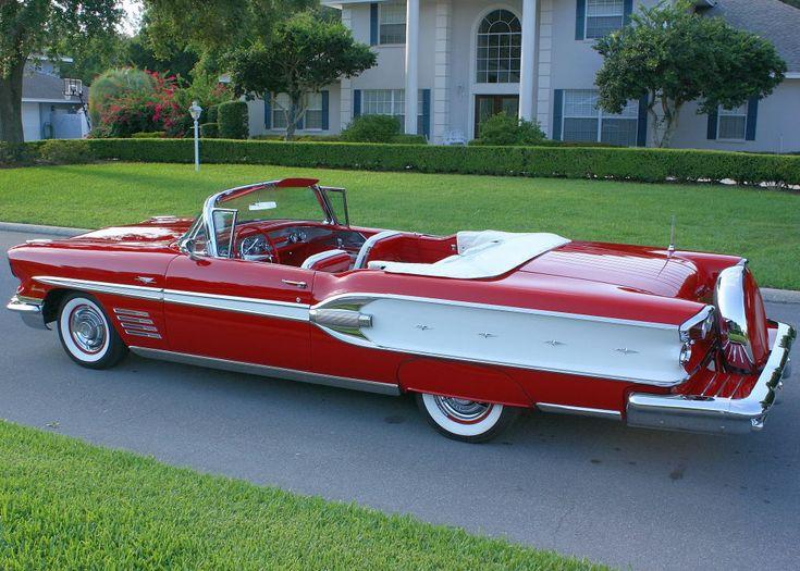 '58 Pontiac Bonneville Convertible