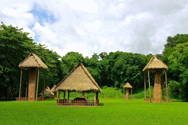 マヤの人類滅亡説の元となった碑文がある『キリグア遺跡公園』 | グアテマラの世界遺産