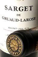2nd wine of Gruaud Larose