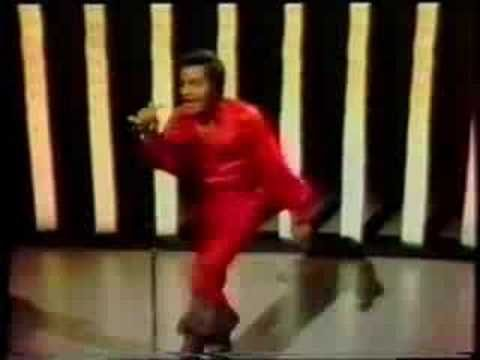 Jackie Wilson performing Higher And Higher.......Check the outfit!!!!!!