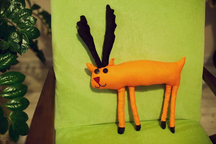 [PREZENT] Dla maluchów na prezent świetnie sprawdzą się ręcznie robiona ozdoba nad łóżeczko i własnoręcznie uszyta maskotka. Od Aifowy