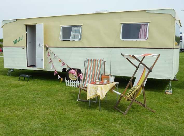Vintage Caravan Holiday - www.vintagevacations.co.uk