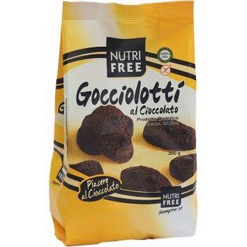 Μπισκότα Σοκολάτας 200gr Nutri Free