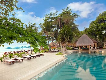 Swimming Pool - Novotel Bali Benoa