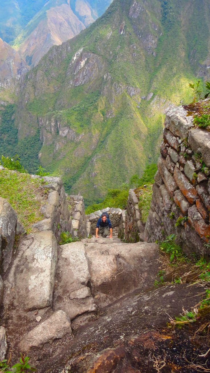 Huayna Picchu Mountain #machupicchu #peru