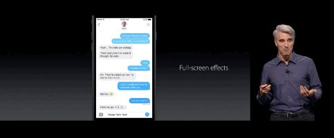 Amazing new features announced by Apple today! #APPLE #IPHONE #NEWS #WWDC #WWDC2016