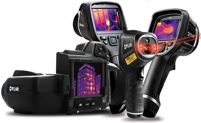 FLIR Infrared Cameras
