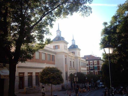 Mercado de San Fernando Embajadores