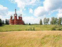 Tver oblast scenery