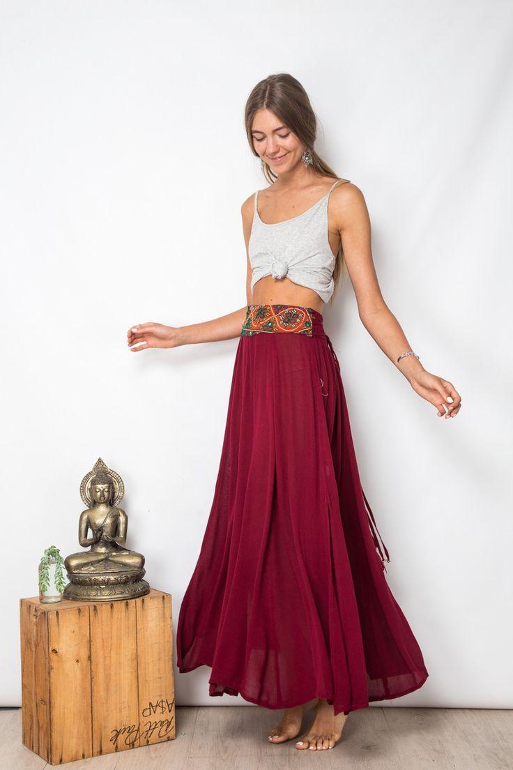 Sand Gypsy Skirt