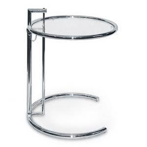 Эйлин Грей. Eileen Gray. Adjustable Table E1027. В настоящее время производится ClassiCon