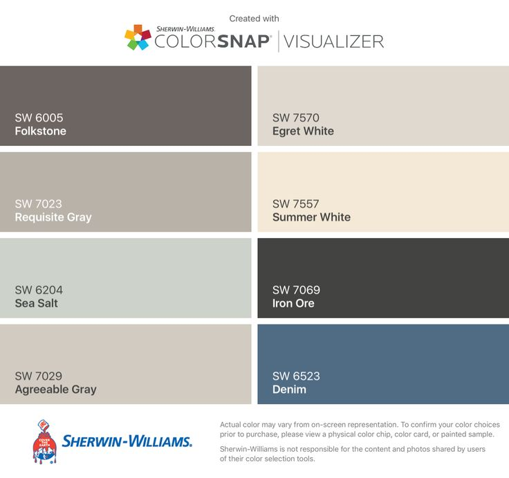 Does Denim Accent Wall Color Go With With Agreeable Gray: 33 Best Sherwin Williams Paint Images On Pinterest