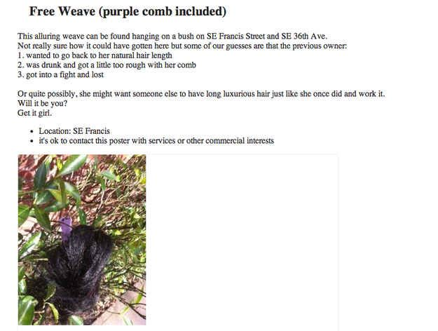 16 best images about Insane Craigslist Ads on Pinterest