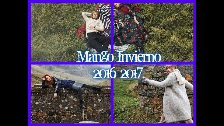 Mango Invierno 2016 2017