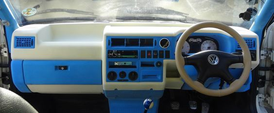 Image result for t4 cab paint cream