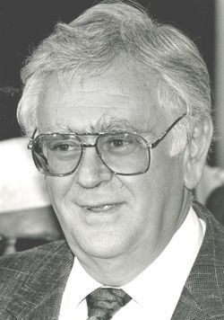 Joe Slovo - a commander of the ANC's military wing Umkhonto we Sizwe