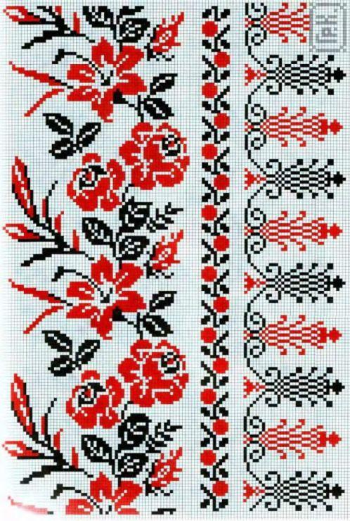 Gallery.ru / Фото #9 - Ukrainian Stitching Art - thabiti