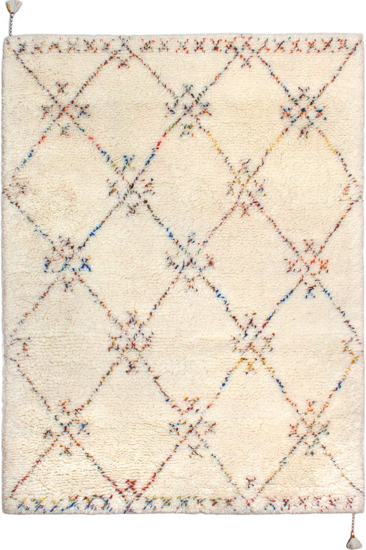 RED HOOK Rug - Ethnic Cool Collection - Capsule Collection by Serge LESAGE