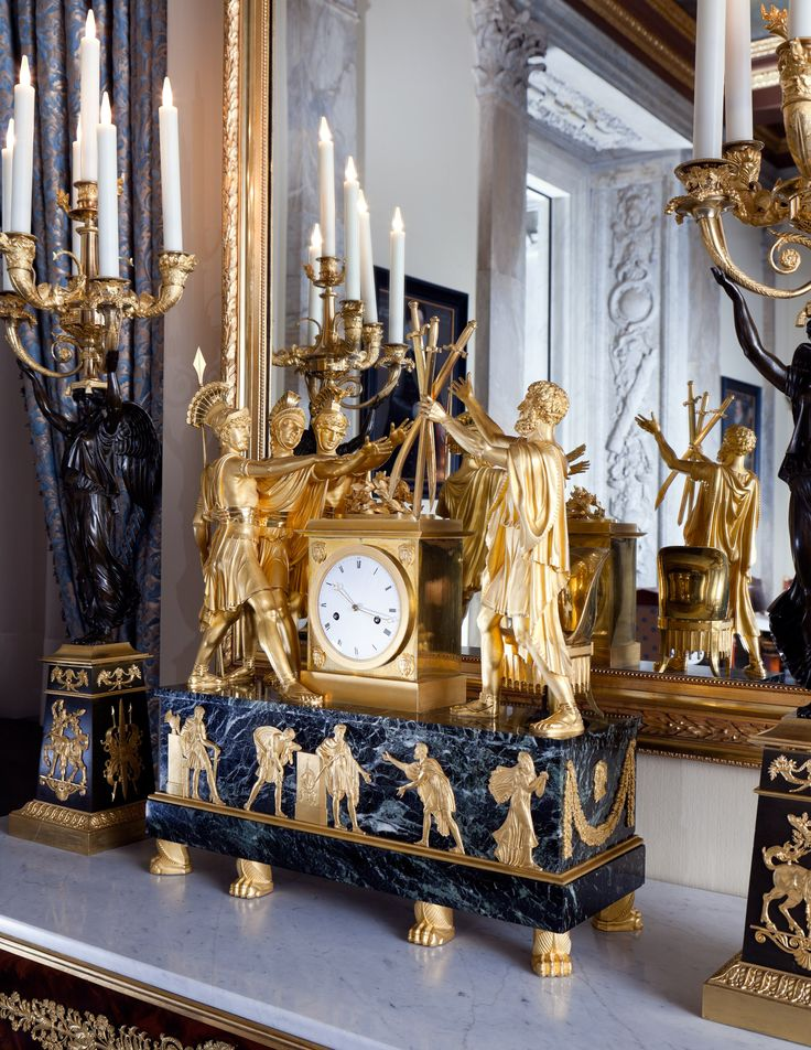 12 best Collection of Empire furniture in the Royal Palace images on