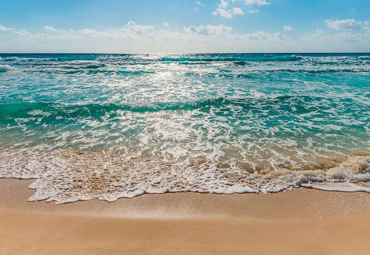 Komar Fototapete »Seaside«, 368/254 cm