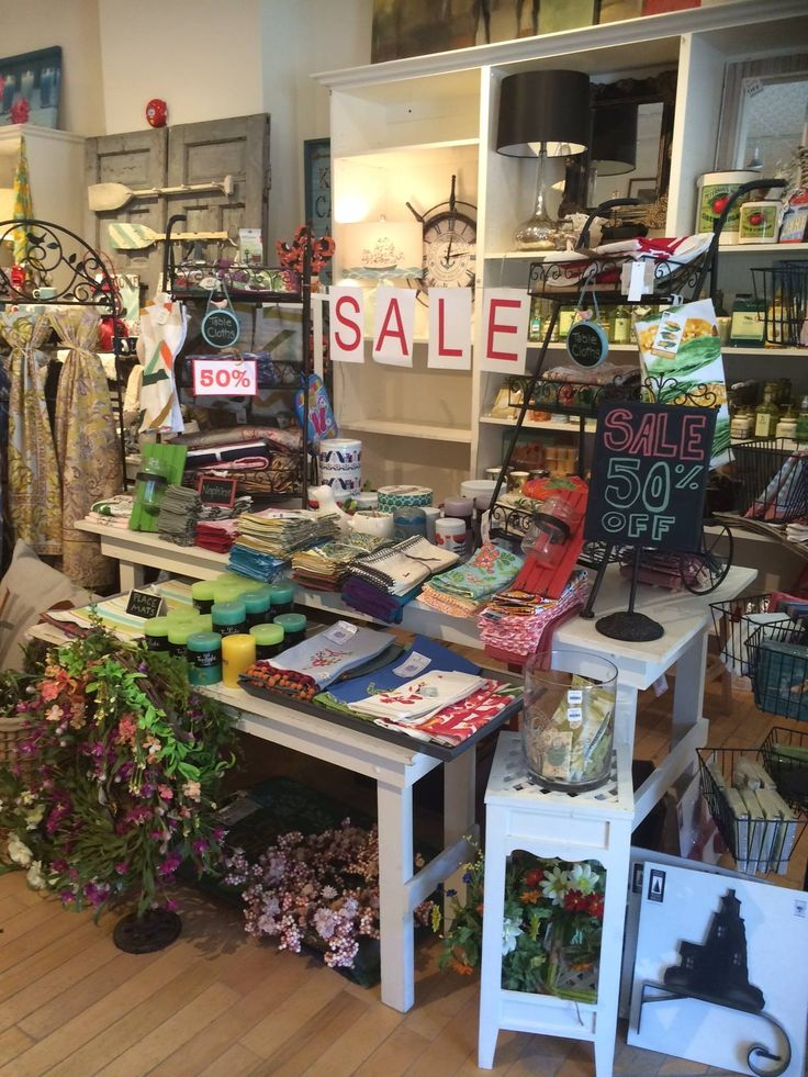 Come and browse our Downtown Orangeville shop this week for our  Summer sale table 50-70% off #ShopLocal Orangeville Ontario