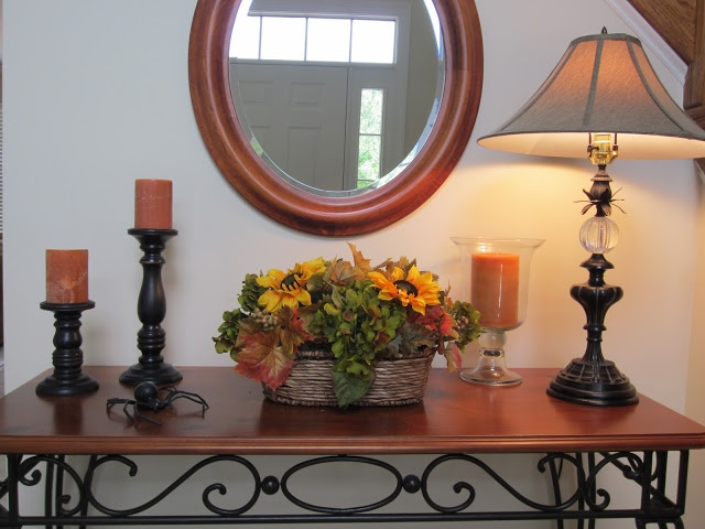 Best Decorating Foyer Tables Images On Pinterest Mirrors