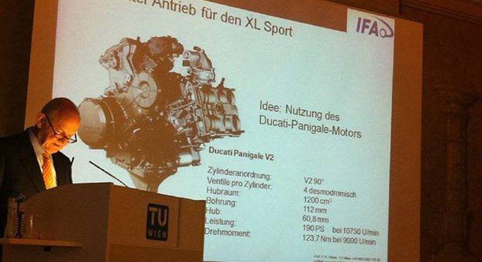 Volkswagen Bikin Mobil Konsep Bermesin Sepeda Motor #BosMobil #IIMS2013