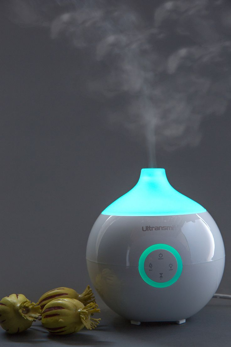 Aroma Dot Diffuser (White)