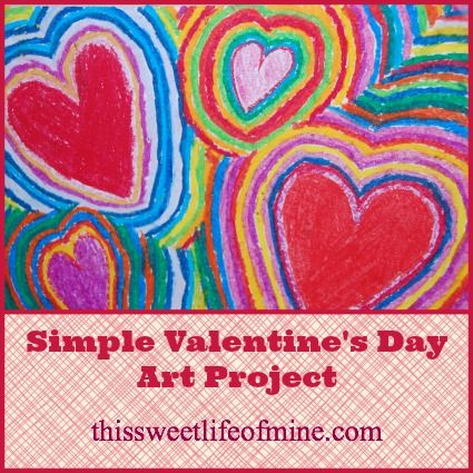 girl valentine crafts